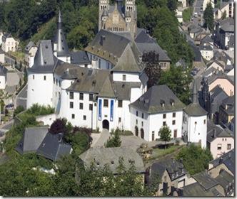 Le château de Clervaux - Luxembourg
