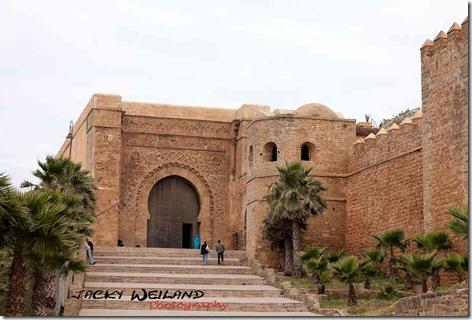 Porte de la Kasbah des Oudaïas