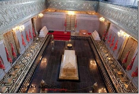 Tombeau de Mohammed V