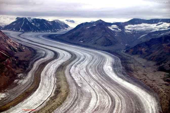 La dernière frontière : l'Alaska lointaine et sauvage