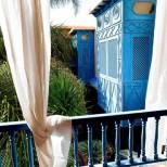 Intérieur du Ryad Villa Mandarine (hôtel) - Rabat