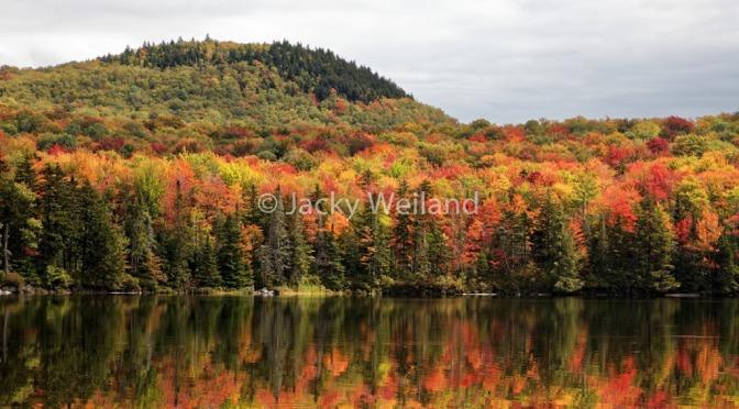 Fall Foliage dans le Nord-Est des Etats-Unis